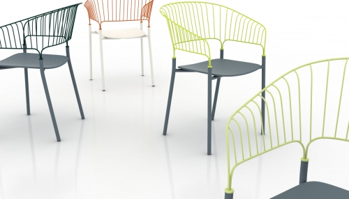 Odéon chair / Fermob