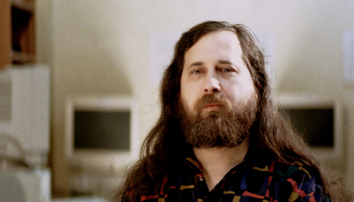 Revolution-OS - Richard Matthew Stallman