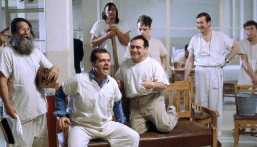 One Flew Over the Cuckoo's Nest © UNITED ARTISTS ALL RIGHTS RESERVED