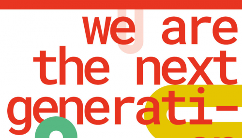 We Are The Next Generation (visuel)