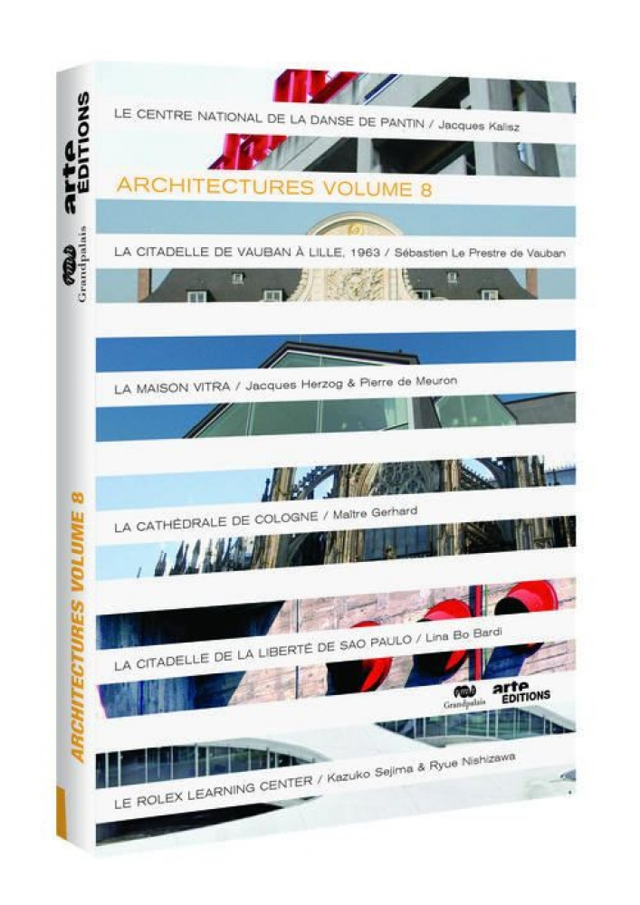 Architectures, vol. 8, DVD Arte, 2013