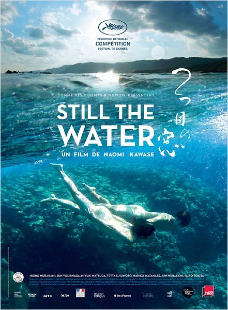 Still the water, de Naomi Kawase, DVD Blaq out 2015